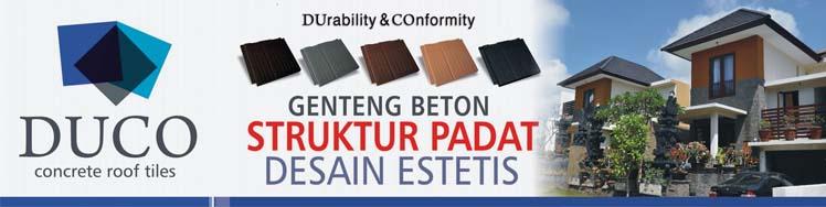 Genteng Duco Surabaya